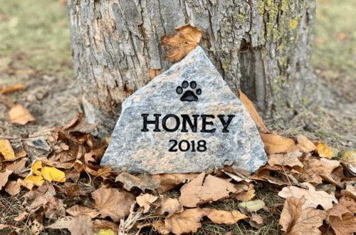 Best pet memorial markers