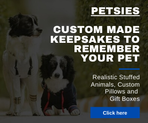 Petsies Custom Made Made Pet Keepsakes